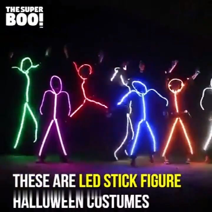 Led Dance Party Decor Car Lights Neon Tube LED Strip – KOSTÜME