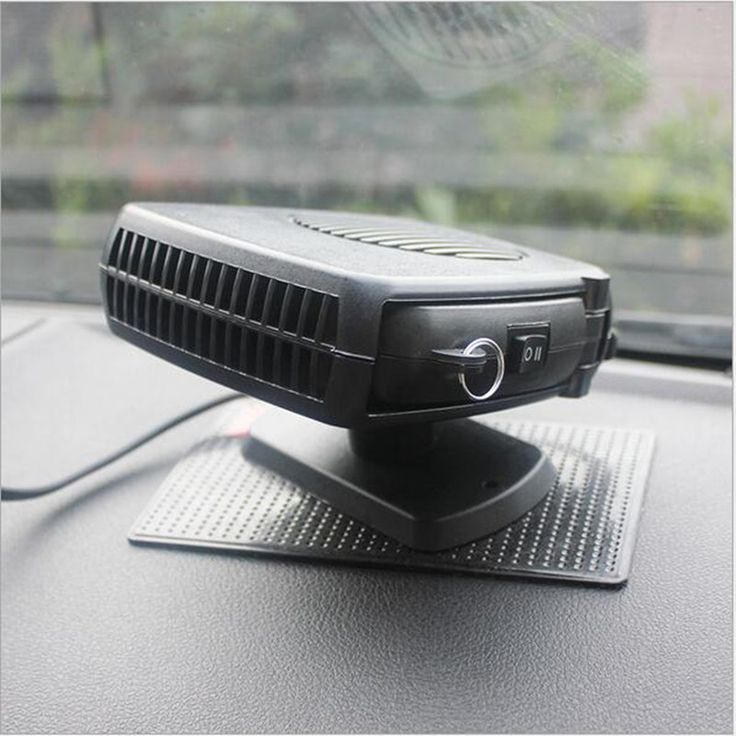 Pemanas 12 V Kendaraan Mobil Portabel Pemanas Heater Fan Defroster Demister Mobil Gratis pengiriman Hot sale