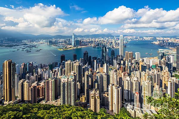 Hong Kong - awesome international city