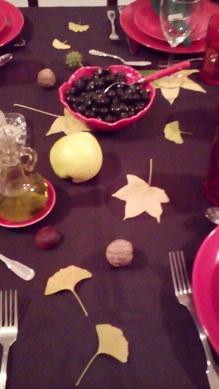 Mesa de Outono