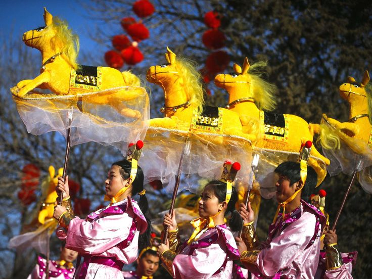 Chinese New Year 2014: What does the Year of the Horse hold for you?