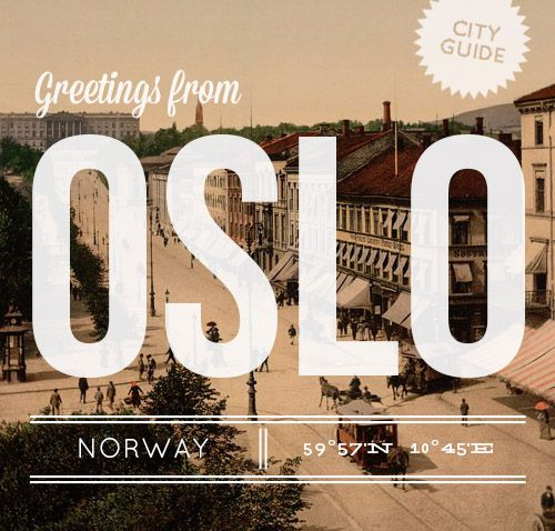 Oslo, Norway City Guide