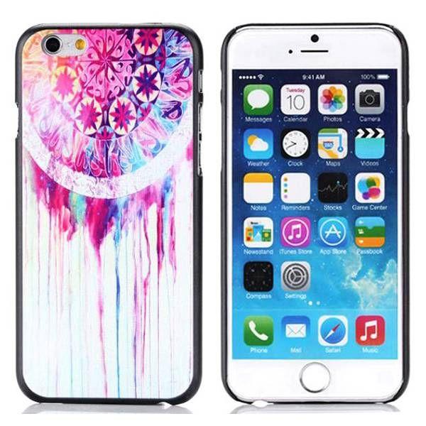 Waterverf dromenvanger hoesje voor iPhone 6 Plus