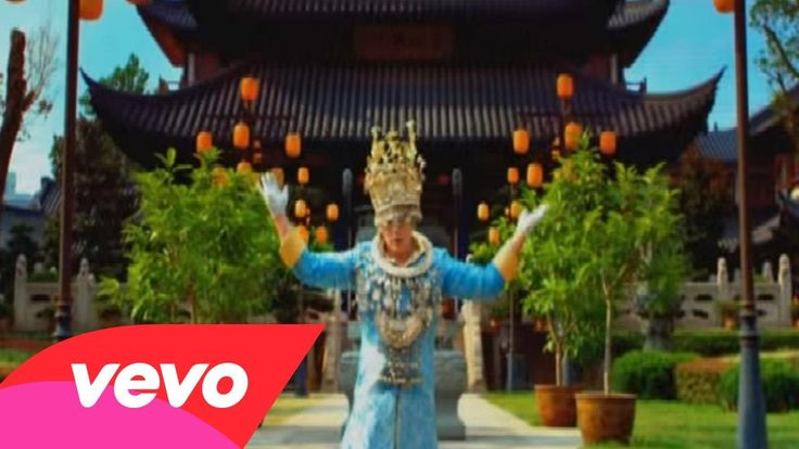 Empire Of The Sun - Walking On A Dream  **very odd but interesting videos something kinda catchy and lots of symbolism involved ...I find this compelling...