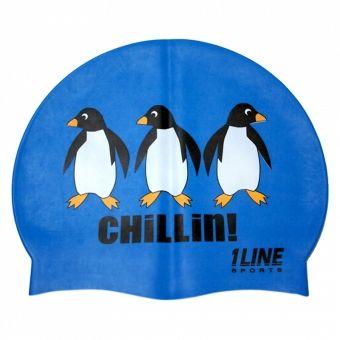 bonnet de bain chillin