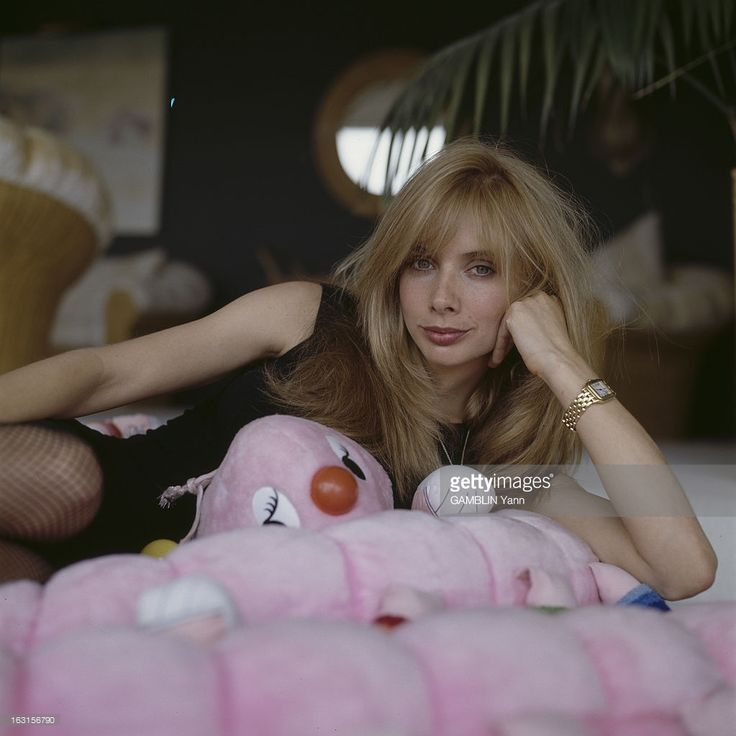 News Photo : Rendezvous With Rosanna Arquette. Mai 1988,...