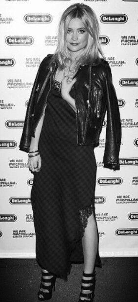 Maxi dress rocks