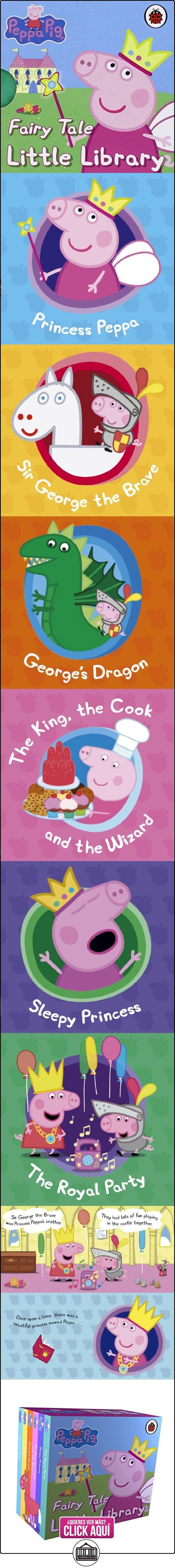 Peppa Pig: Fairy Tale Little Library Lauren Holowaty ✿ Peppa Pig - Peppa La Cerdita ✿ ▬► Ver oferta: http://comprar.io/goto/1409306178