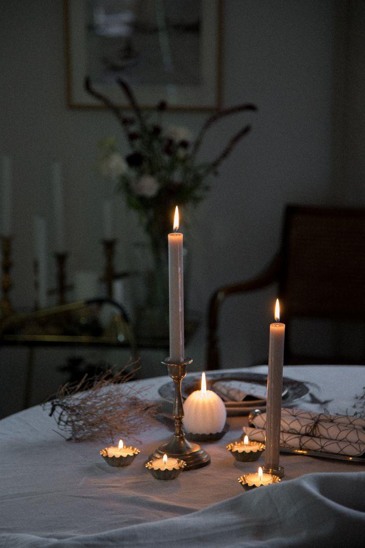 Dusky Grey mood in HAVI'S st16 collection. http://www.havis.fi/tuote-osasto/kynttilat/poytakynttilat/