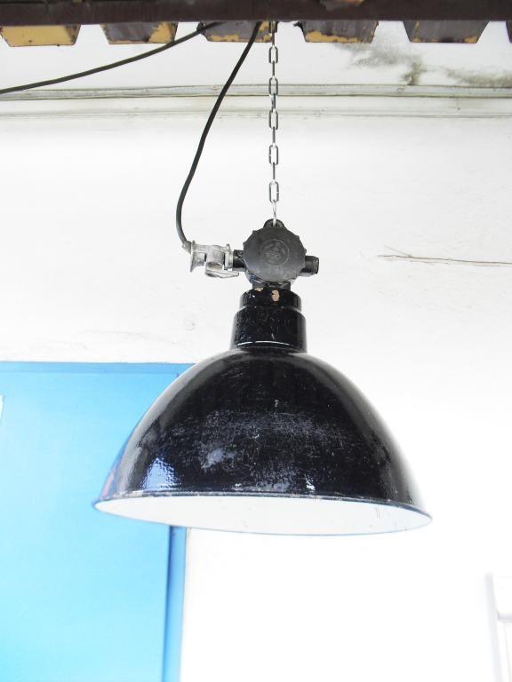Duża lampa przemysłowa do LOFTu lub warsztatu !!!