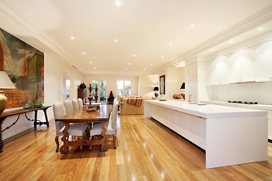 Nice timber floor colour.