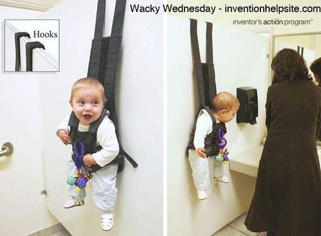 Baby Door Hanger Invention