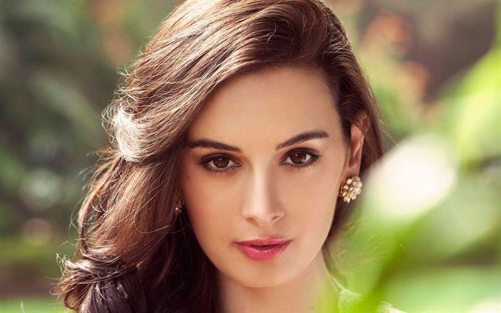 Lataa kuva Evelyn Sharma, Intialainen näyttelijä, muotokuva, make-up, Intialaiset naiset, mallit
