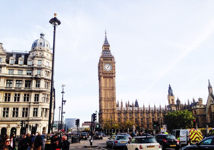 I love being a tourist in my own city  #london #westminster