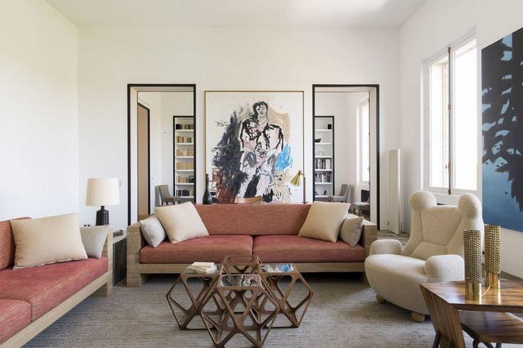Home Inspiration Ideas - Paris luxury apartments by Pierre Yovanovitch #modernsofas #interiordesign #homeinspirationideas  / More at http://homeinspirationideas.net/room-inspiration-ideas/home-inspiration-ideas-12-show-stopping-luxury-paris-apartments