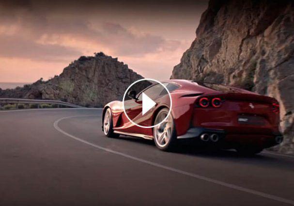 Seguro que reconoces todas las localizaciones donde se ha rodado el anuncio del último modelo de Ferrari 😎   #almeriatrending #almeria