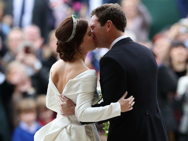 Prinzessin Eugenie Von York Die Schonsten Fotos Ihrer Hochzeit Prinzessin Eugenie Konigliche Hochzeit Royale Hochzeiten