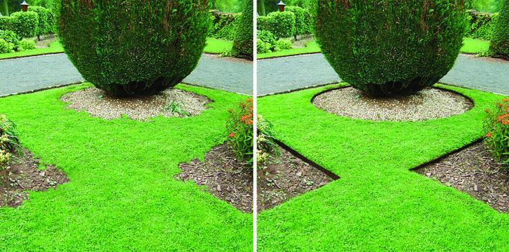 Everedge Steel Lawn Edging Metal Raised Beds