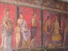 Pompeii :: fresco