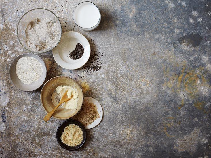 Whole Living   -Aran Goyoaga, Gluten Free Breakfast.   photo by Marcus Nilsson