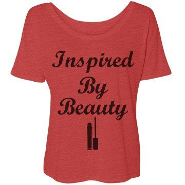 Inspired By Beauty #4: SarahBe Designs. #customizedgirl #inspired #beauty #lipgloss #fashion