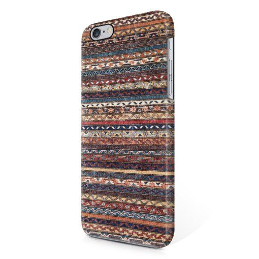 Native Indie Aztec Tribal Mosaic Rad Boho Hipster Pattern Hard Plastic iPhone 6 Plus, iPhone 6S Plus Phone Case Cover