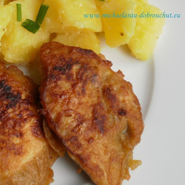Dobrou chuť: Kuřecí prsíčka v těstíčku