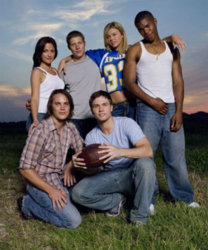 The Friday Night Lights cast had a beautiful mini-reunion