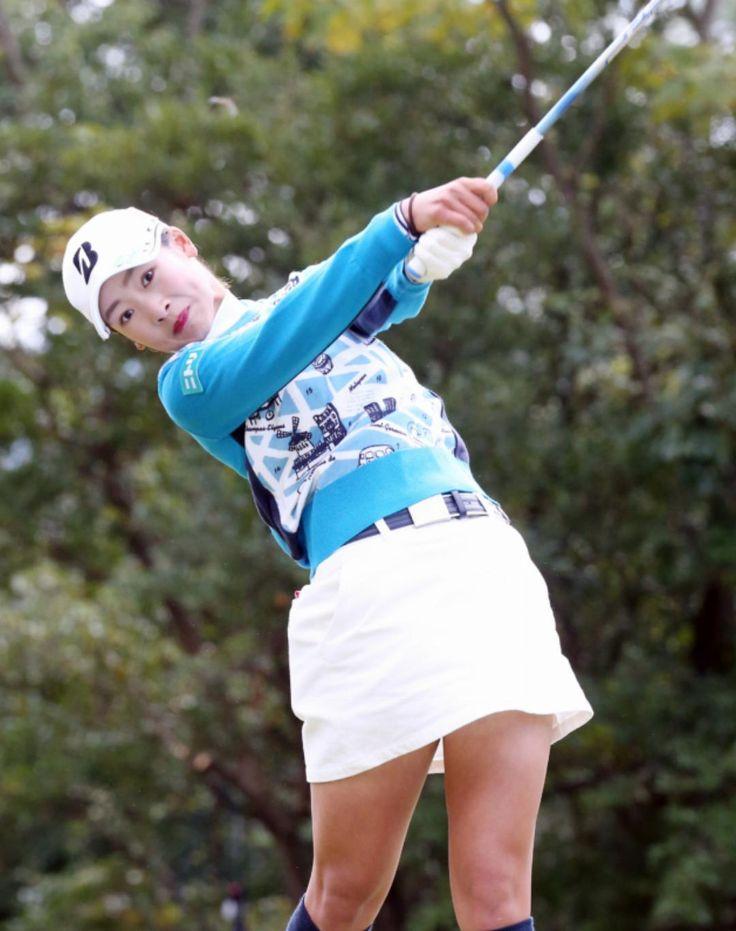 江澤亜弥 画像と写真 - Getty Images | 女子ゴルフ, ゴルフ 美人