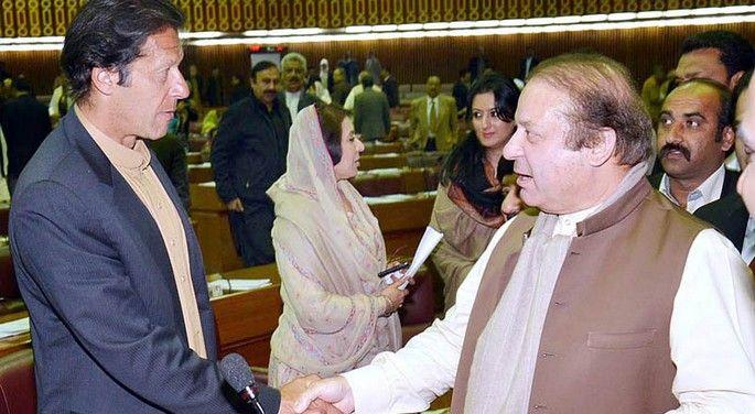 #PrimeMinister #NawazSharif and #Pakistan #TehreekeInsaf #chief #ImranKhan are under the threat of #terrorist #attacks, as well as #leaders back #surgery #ZarbeAzb against terrorists in #NorthWaziristan. http://bit.ly/1lBuTlN