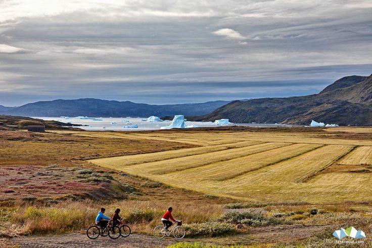 Greenland - Photo Jordi Zaragoza