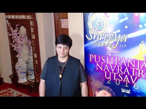 In Conversation with Falguni Pathak for Navratri 2016 at Borivali. See the full video at : https://youtu.be/1s2ZWS8-7-A  #falgunipathak #bollywoodnewsvilla