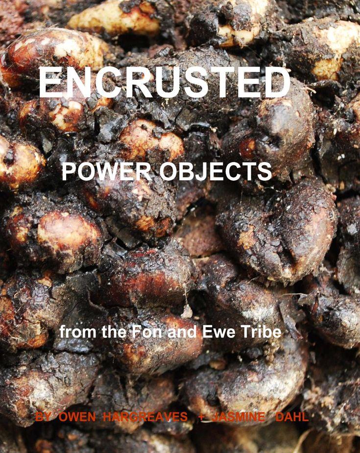 ISSUU - Encrustedpowerobjects by OWEN HARGREAVES AND  JASMINE
