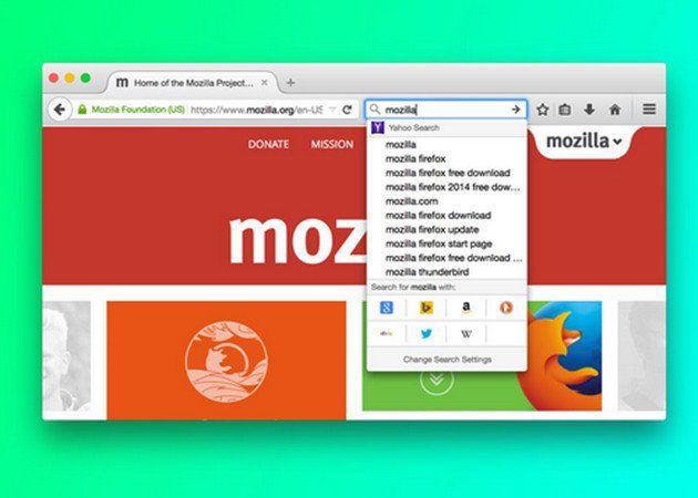 Así será el nuevo #Firefox | Ver detalles>>