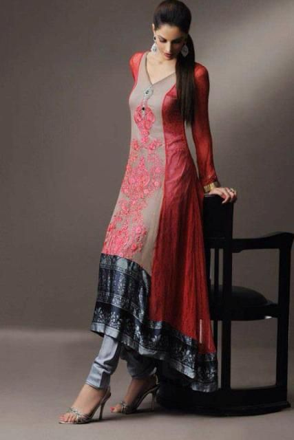 "Fashion Designer"": Pakistani Designers Lawn Collection 2012-2013"
