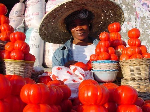 Photographie de Ghana Market, Ghana, Afrique - Ghana - Afrique