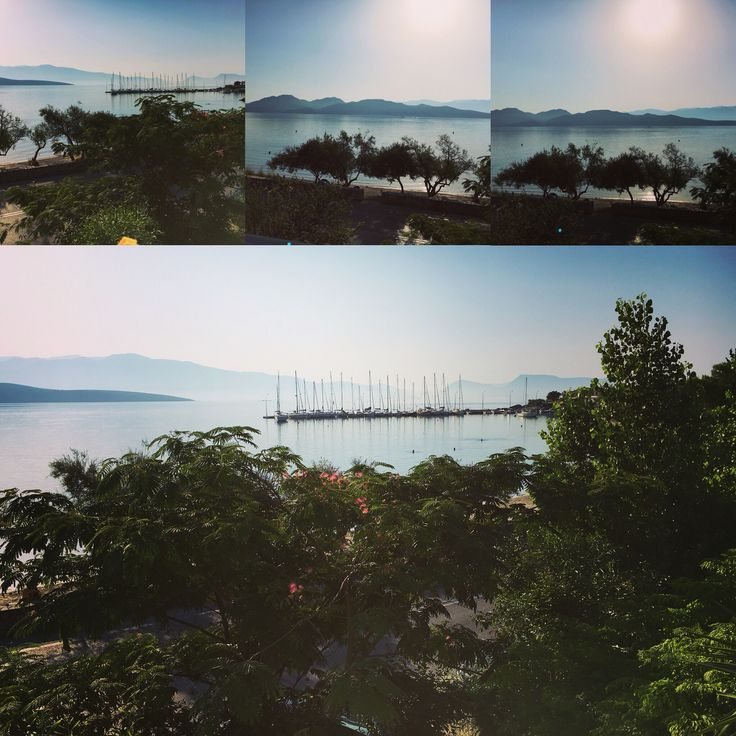 #morningview @Lefkada /Nikiana, Giorgio Apartments