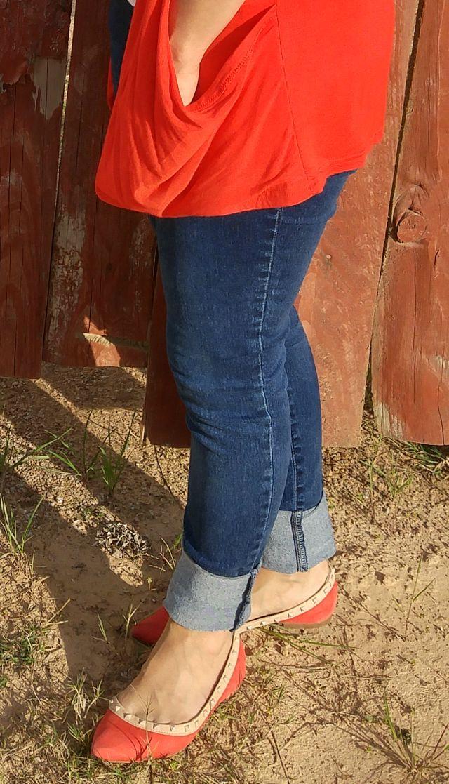 Blog Femina - Modéstia e Elegância: Maxi cardigan vermelho - e hambúrguer pelo Dia das Crianças