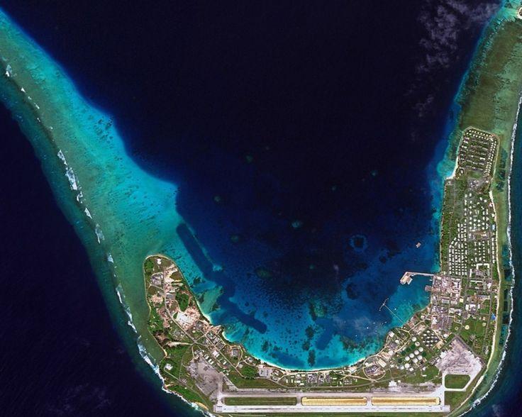 Atol Kwajalein, Ilhas Marshall