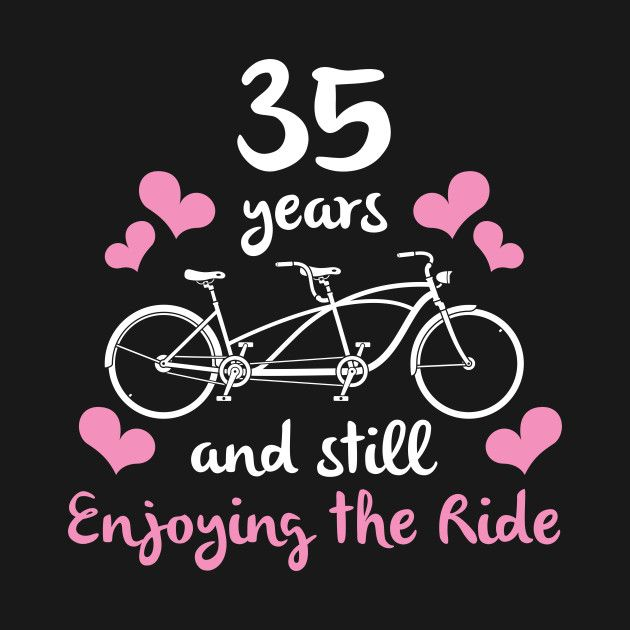 35th Wedding Anniversary, Wedding