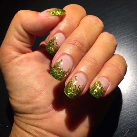MariaYogini: Helg och nya naglar