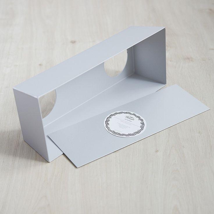 Cynthia Barcomi Kitchenware :: Kastenform (klein) mit Losem Boden