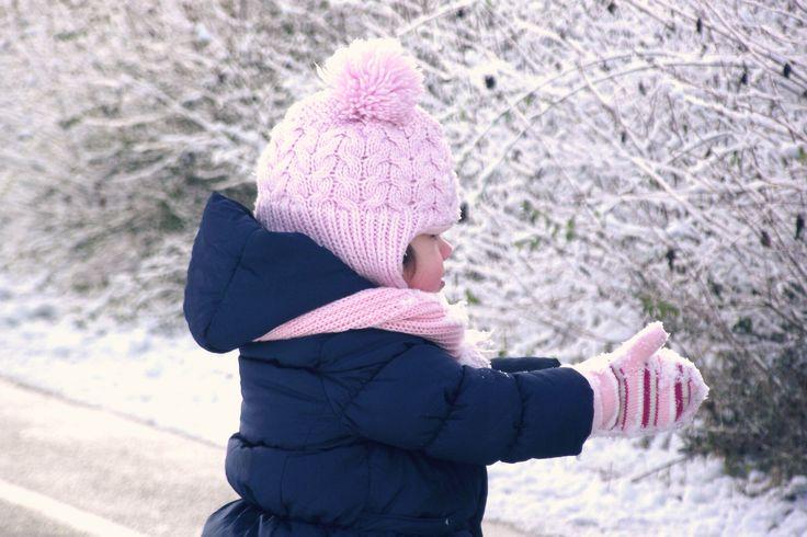 www.dziewczynkazguzikiem.com #girl #littlegirl #winter