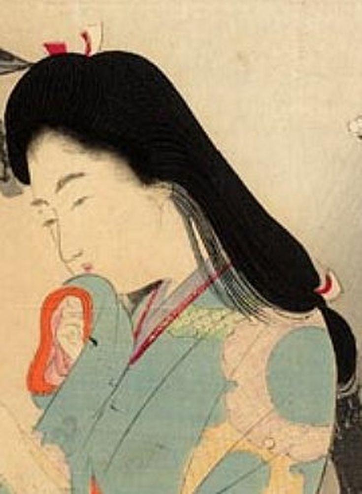 27++ Geisha coiffure facile idees en 2021