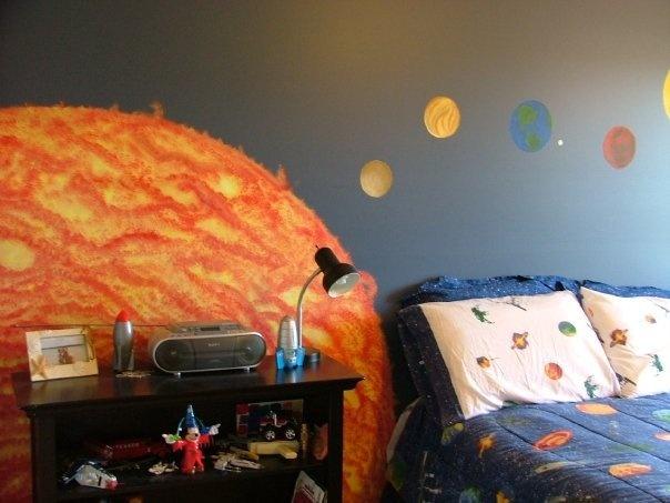 34 best Solar System Room Ideas images on Pinterest | Kids rooms ...