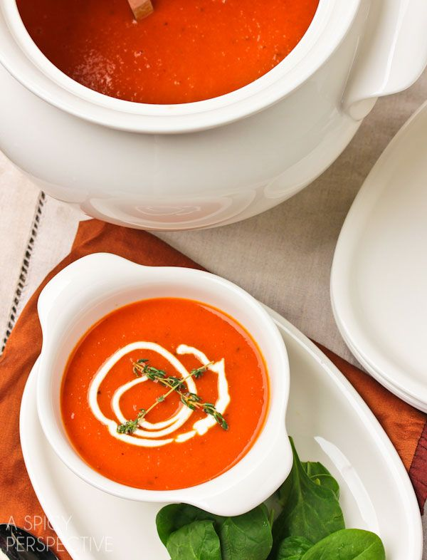 Just made this and it's truly the best roasted red pepper soup I've ever tasted!