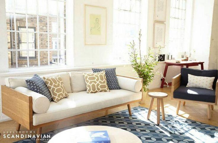 Kursi Sofa Minimalis Unik Untuk Ruang Tamu Kecil
