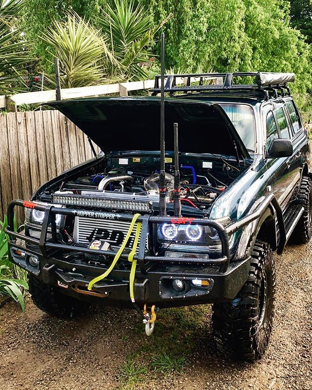 Check out this weapon! #hdj80 #1hdt #mmp #pdi #superior4x4