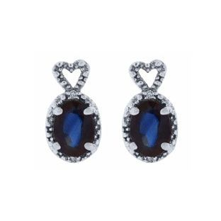 White Gold Diamond Oval Sapphire September Gemstone Earrings Gemologica.com offers a unique and simple selection of handmade fashion and fine jewelry for men, woman and children to make a statement. We offer earrings, bracelets, necklaces, pendants, rings and accessories with gemstones, diamonds and birthstones available in Sterling Silver, 10K, 14K and 18K yellow, rose and white gold, titanium and silver metal. Shop Gemologica jewellery now for cool cute design ideas: gemologica.com