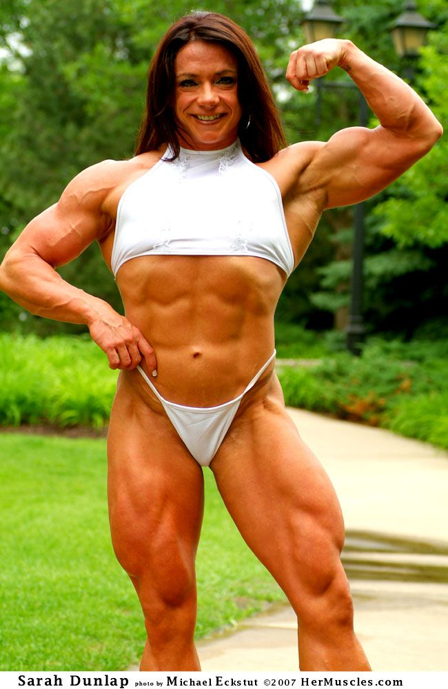 Can recommend Female bodybuilder sarah dunlap nude will know